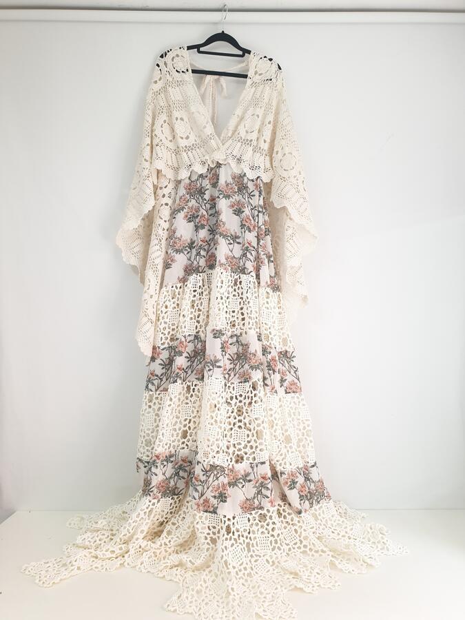 GRACE BOHO DRESS MADE TO ORDER