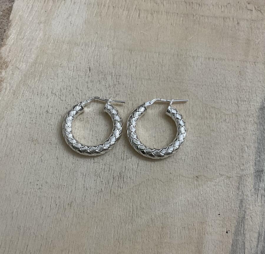 Cerchi in argento 925