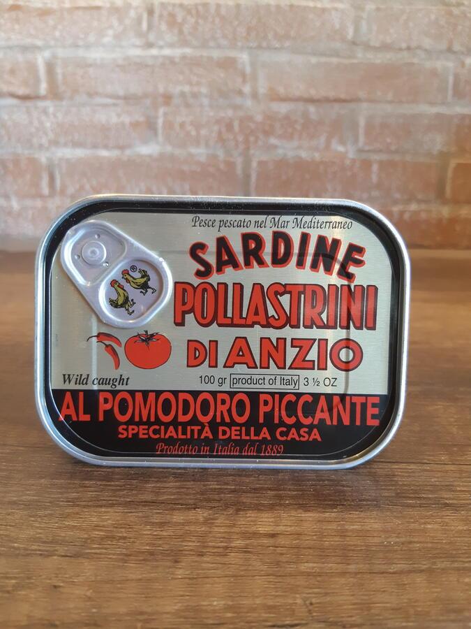 Sardine - Pollastrini