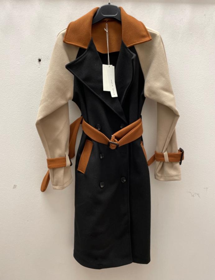 New Cappotto 3 colori