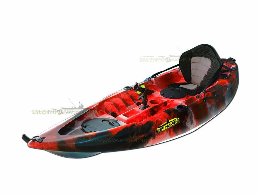 SKF Bluefish - Kayak da pesca 275 cm - completo accessori