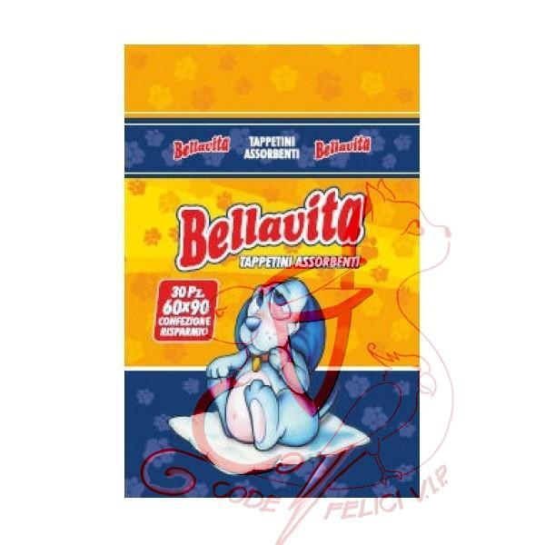 Bellavita Tappetini Assorbenti 60 x 60 - Confezione 50 pz.