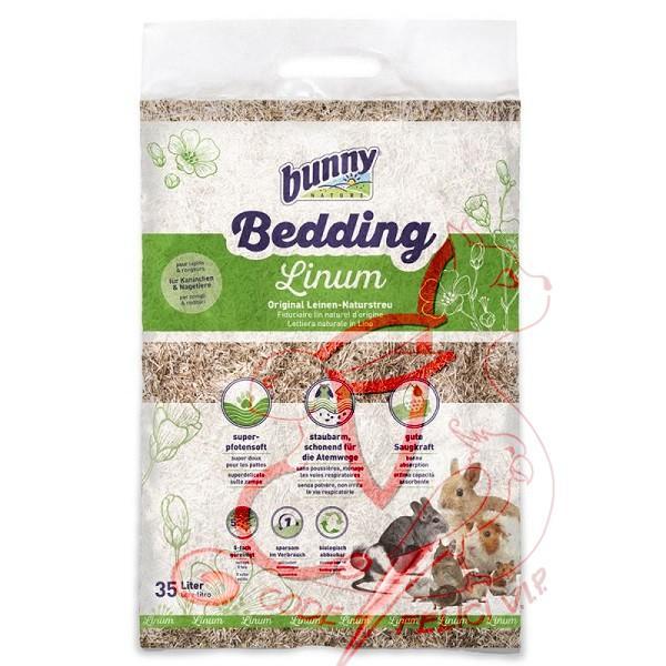 Bunny Bedding Linum