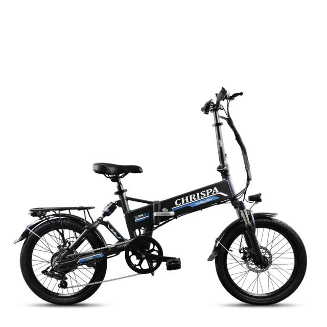 "bicicletta pieghevole pedalata assistita  250W 36V City-bike 20"" bici  DME V1.1 CHRISPA"