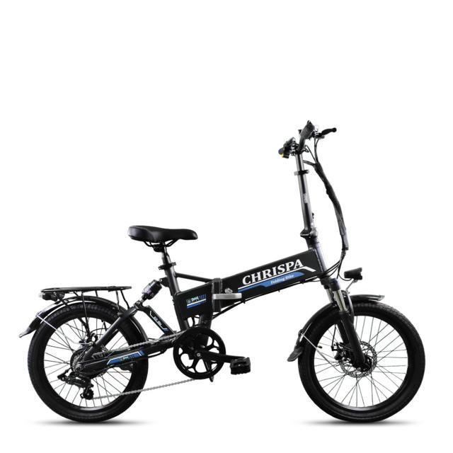 "bicicletta pieghevole pedalata assistita  250W 36V City-bike 20"" bici  DME CHRISPA V2.0"