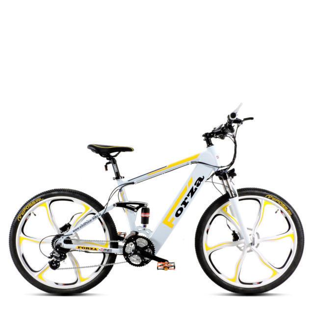 """Mountain-bike elettrica 26"""" Bicicletta elettrica DME 350w 36v Forza V2.2"""