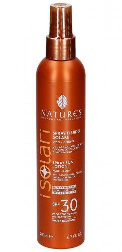 Spray Fluido Solare Viso-Corpo