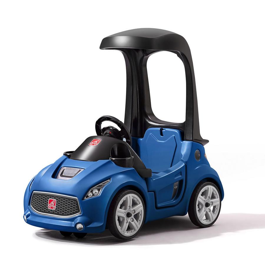 Automobilina Turbo Coupe Foot-to-Floor™ con maniglia