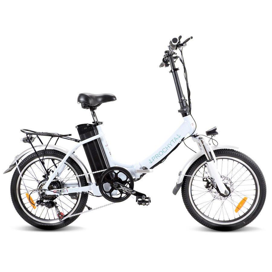 "Bicicletta 20""  bici pieghevole pedalata assistita LCD 250w 36v PROCHYTA  v1.1"