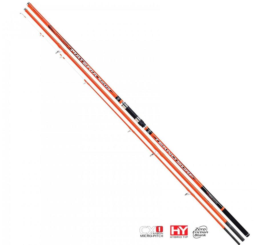 CANNA SURFCASTING TRABUCCO MATERIA  MN 4.20MT 200GR