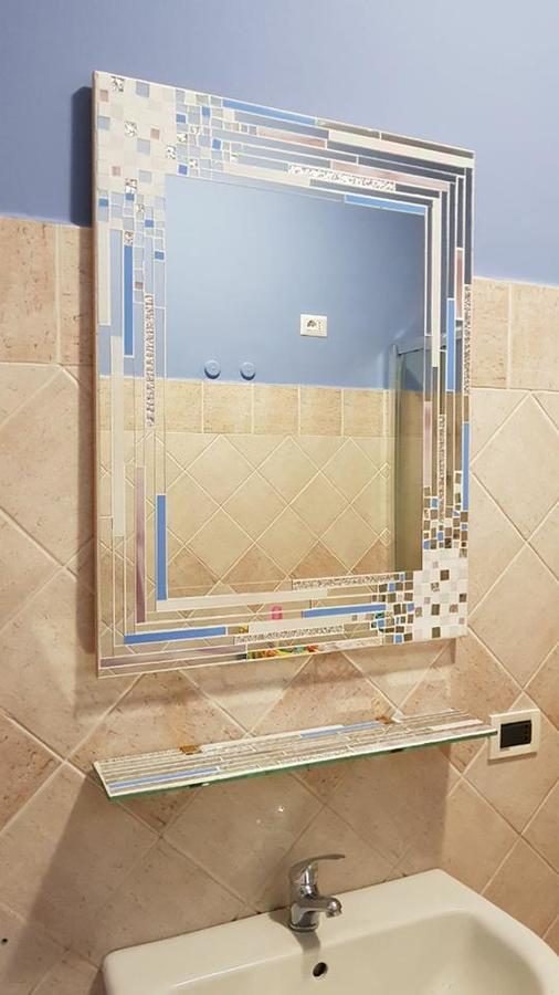 specchio Vero Amore da bagno