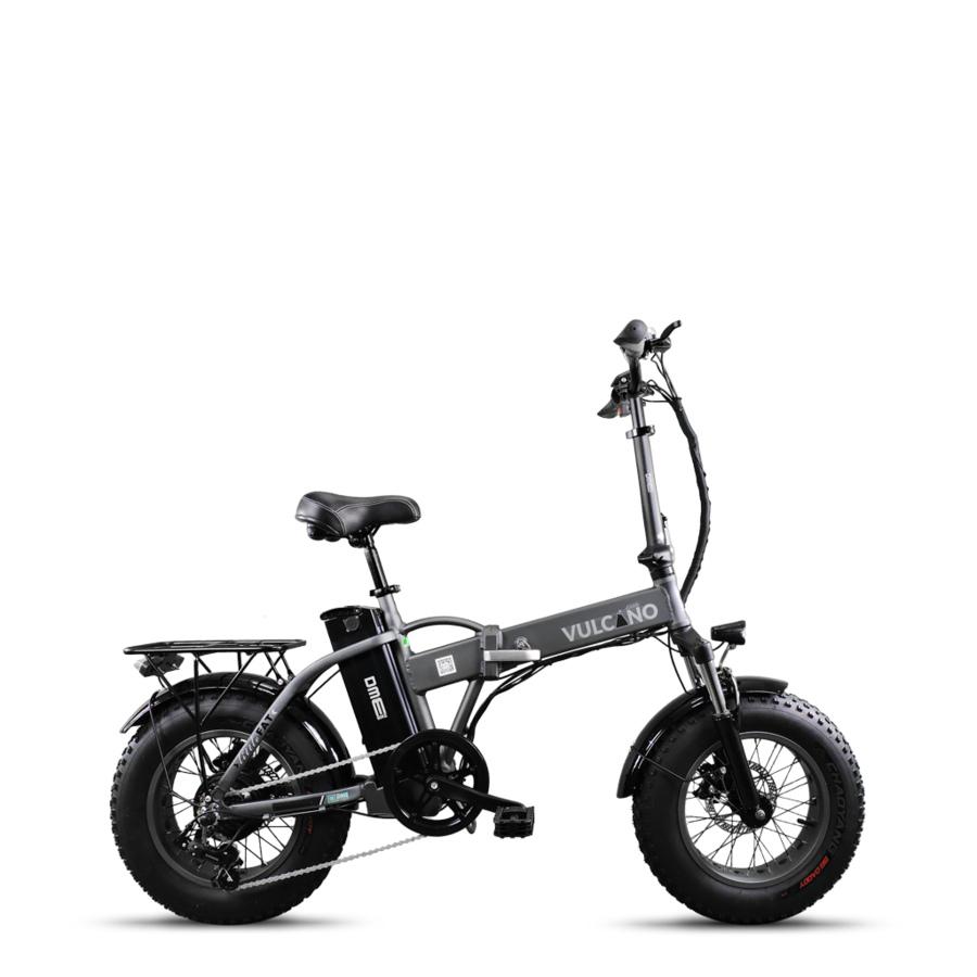 """Bicicletta elettrica pieghevole 16"""" Small FAT  Vulcano Little V1.1 350w"""
