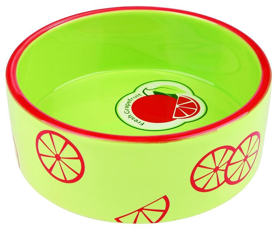 Trixie Ciotola Fresh Fruit 800 ml - Verde Chiaro