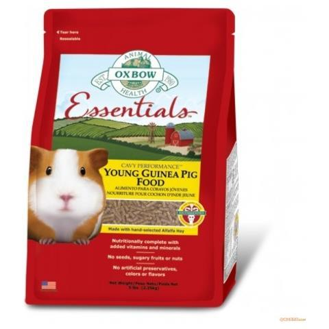 Oxbow Essential Adult Guinea Pig  -  Kg. 2,270