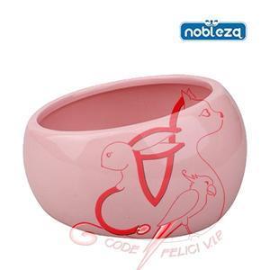 Nobleza Ciotola in Ceramica - Rosa
