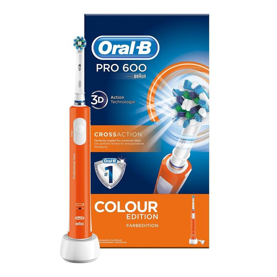 ORAL-B PROFESSIONAL CARE 600 3D CROSSACTION - Colour Edition