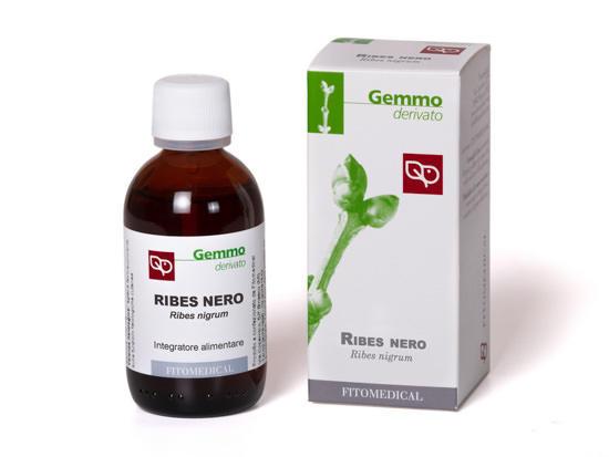 Fitomedical - Ribes nero Gemmoderivato