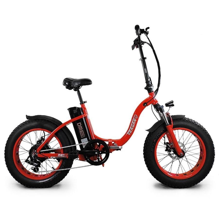 "Bicicletta 20"" pieghevole bici elettrica 500 w 48 v Pompei Uragano v3.0"