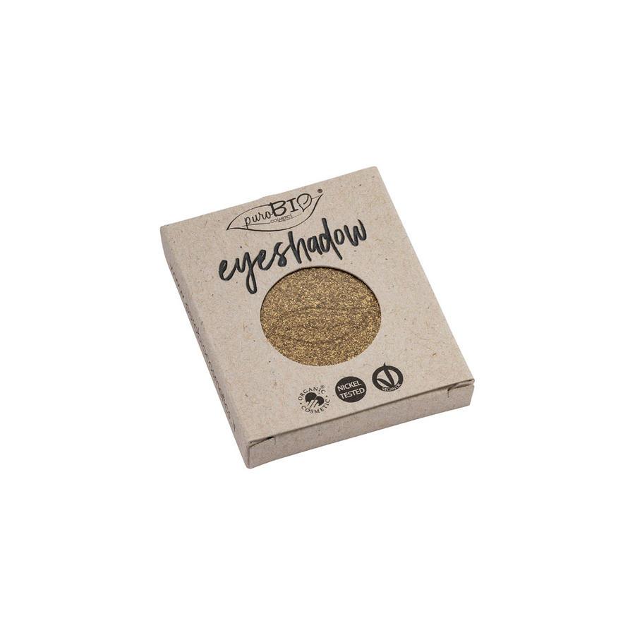 Purobio - Ombretto in cialda n. 16 Ottone shimmer