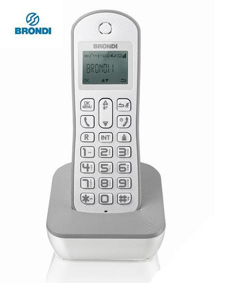 BRONDI Gala cordless NERO - BIANCO - BIANCO/GRIGIO-