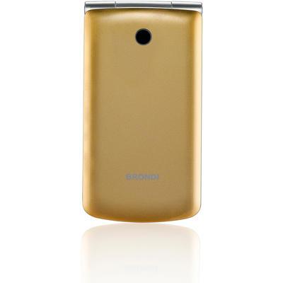 BRONDI cellulare Magnum 3 - BIANCO - ROSSO - NERO - BLU - ORO