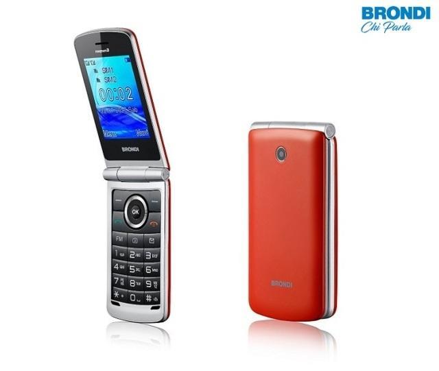 Cellulare MAGNUM 3 Brondi Maxi Display Telefonino