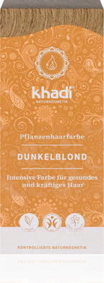 Khadi - Tintura vegetale castano scuro