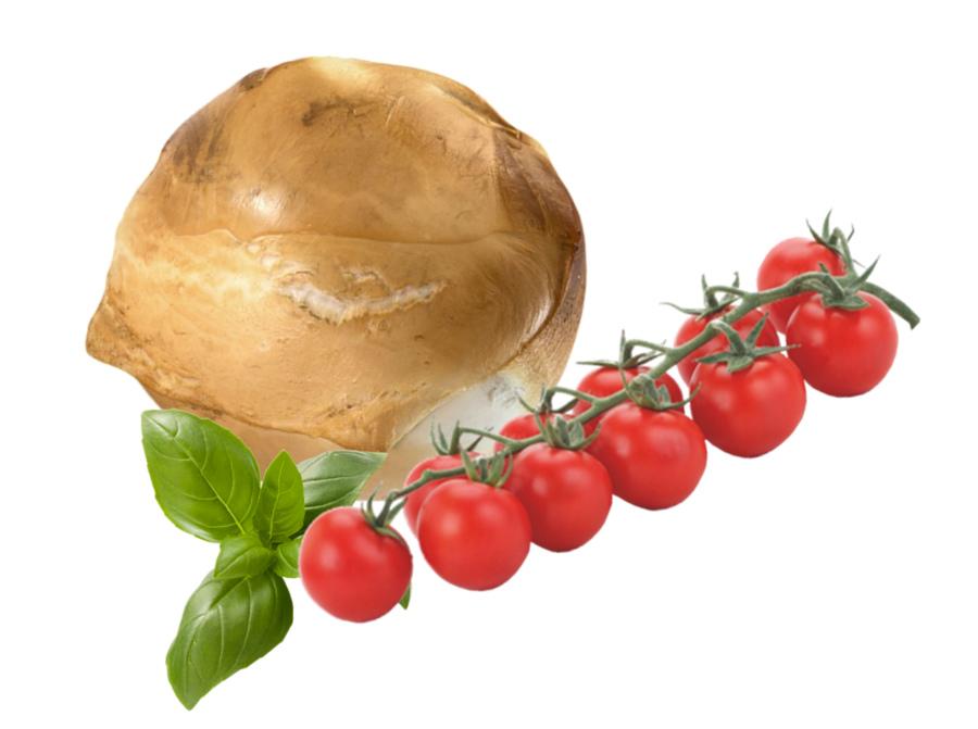 Mozzarella di Bufala Affumicata DOP- 250 Gr.