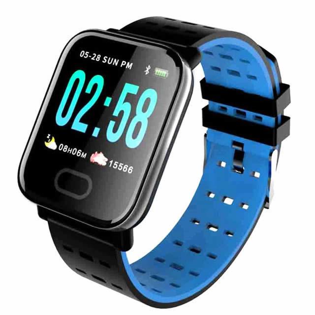 Smart Watch Multifunzione, Smart Bracelet A6 Schermo da 1,3 Pollici