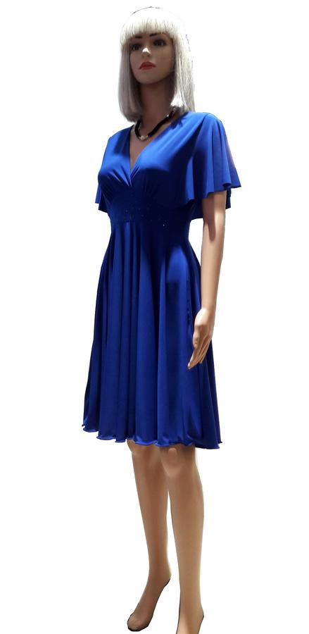 DRESS WHEEL JERSEY ELASTIC SLEEVE AND CRYSTAL IN LIFE 4-0055