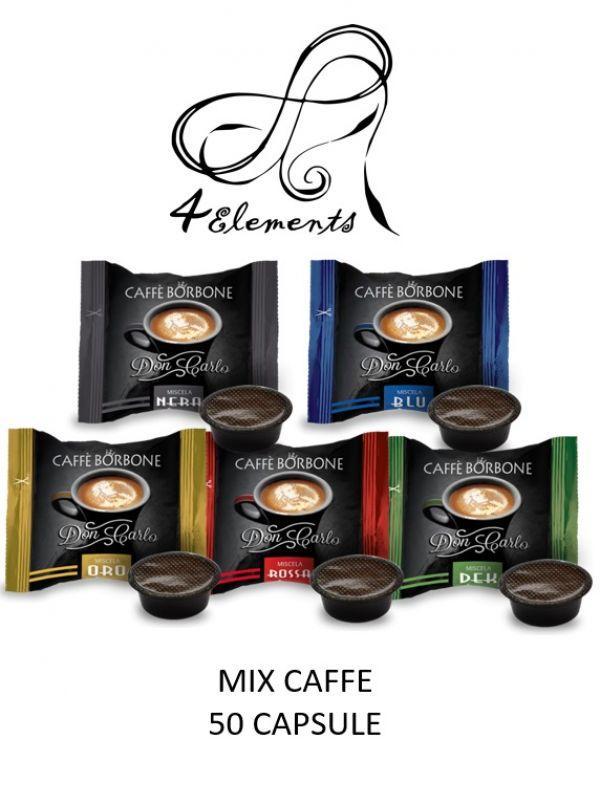 50 CAFFÈ DON CARLO ORO