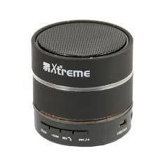 XTREME Omega speaker bluetooth con lettore BIANCO/NERO/BLU/ROSSO 33136