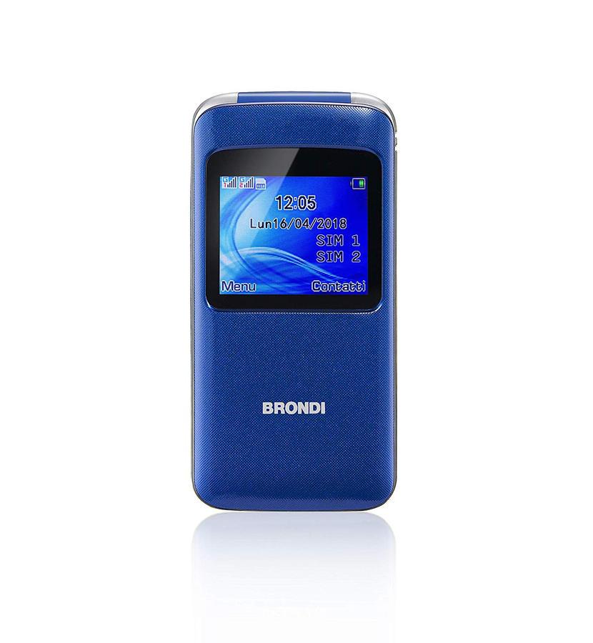 Cellulare Brondi Window / Grigio