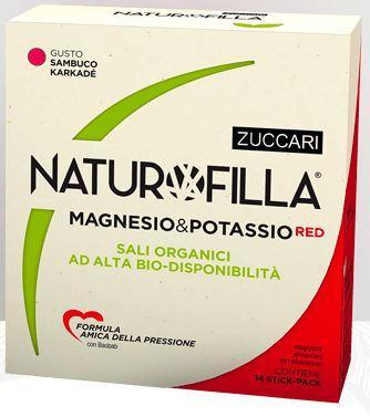 Magnesio e Potassio red
