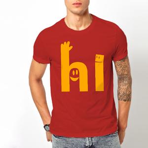T-shirt Hi/Uomo