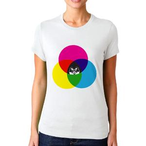 T-shirt Dark Side / Donna