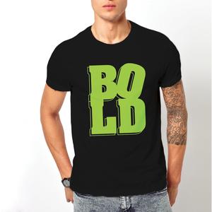 T-shirt Bold/Uomo