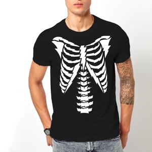 T-shirt cassa toracica/Uomo