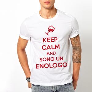T-shirt enologo/Uomo