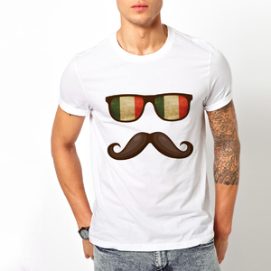 T-shirt Occhiali Italia/Uomo