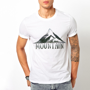 T-shirt Mountain/Uomo