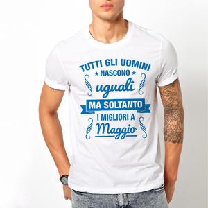 T-shirt per compleanno 2/Uomo