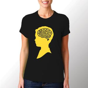 T-shirt videogame/Donna