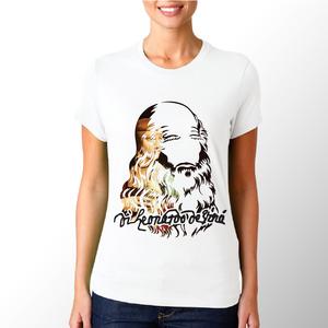 T-shirt Leonardo/Donna