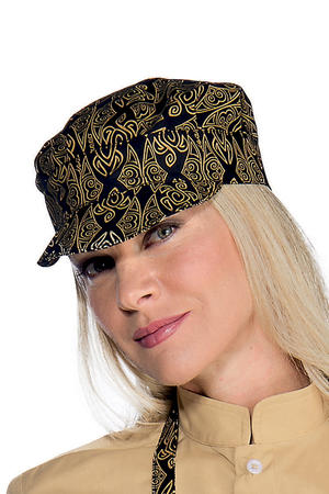 CAPPELLO SAM MAORI 92 65% POLYESTER  35% COTTON