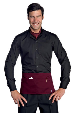 LIVINGSTON BORDEAUX 65% POLYESTER  35% COTTON