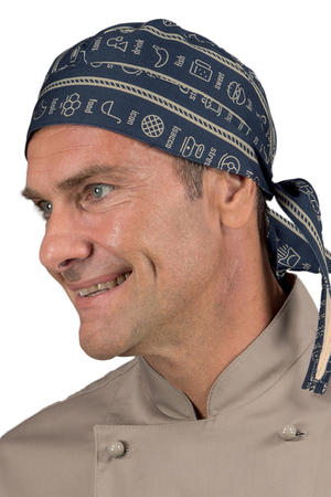 BANDANA ICON 100 % COTTON