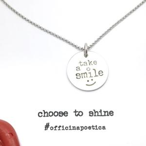 collana SPARKLY Take a smile