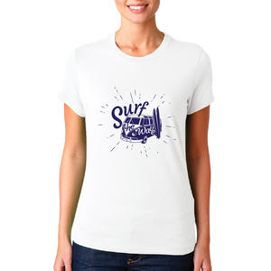 T-shirt Camion/Donna