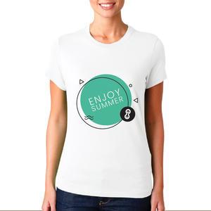 T-shirt Enjoy Summer/Donna